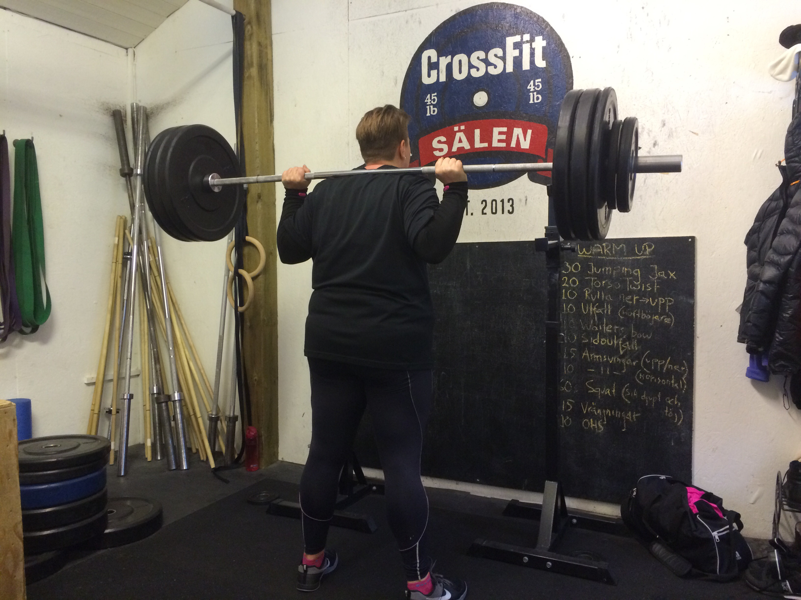 personbästa i backsquats