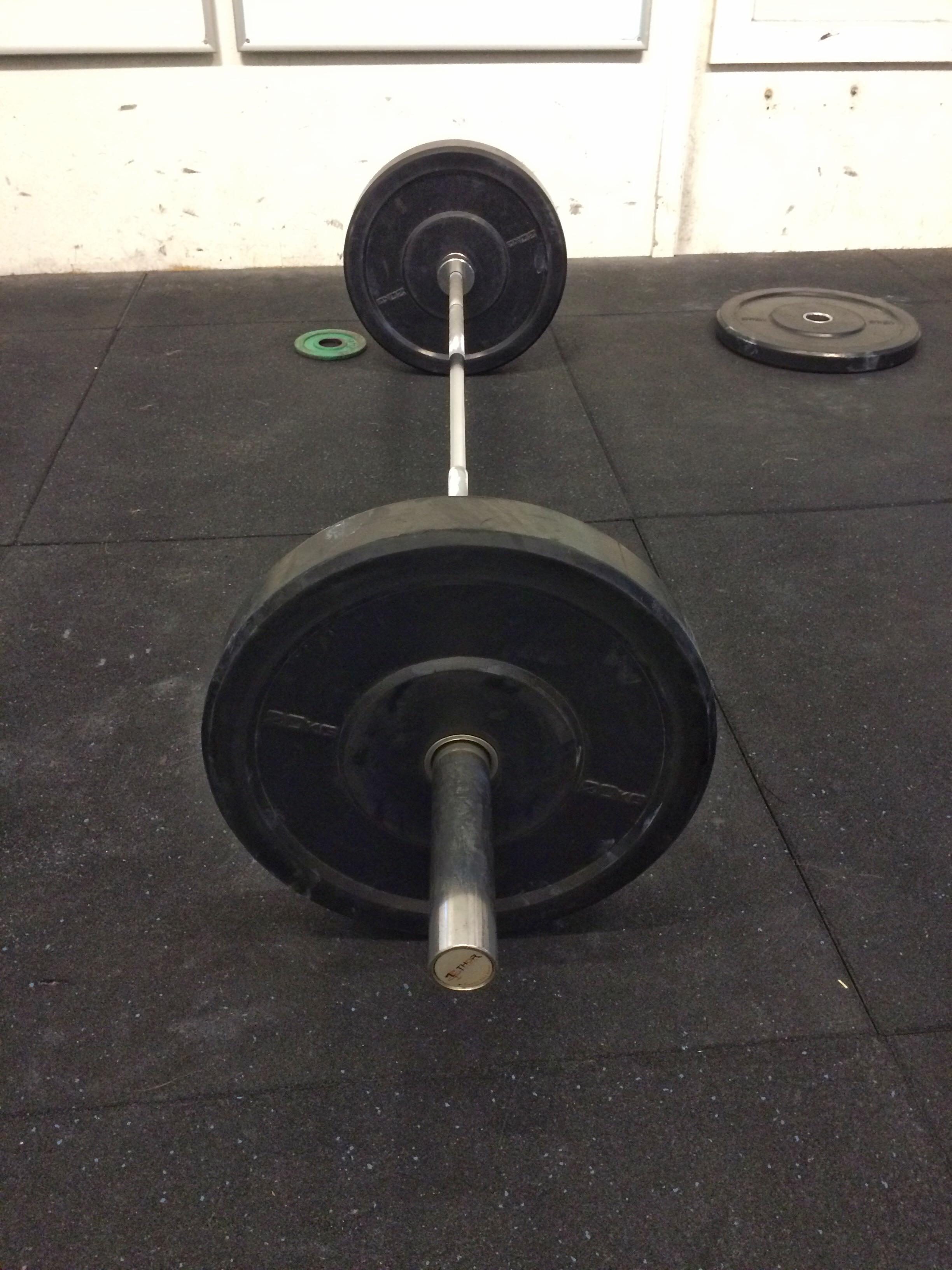smärtfri styrketräning